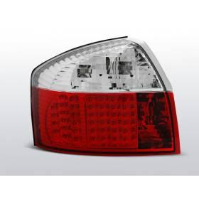 Задние диодные фонари Audi A4 2000 - 2004 (LDAU79)