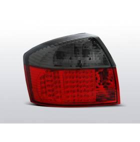 Задние диодные фонари Audi A4 2000 - 2004 (LDAU80)