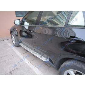 Пороги BMW X5 E70 OEM Style