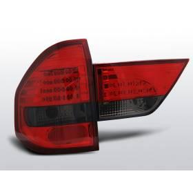 Диодные задние фонари BMW X3 E83 2004 - 2006 (LDBM48)