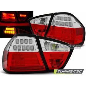 Диодные задние фонари BMW E90 2005 - 2008 (LDBM72)