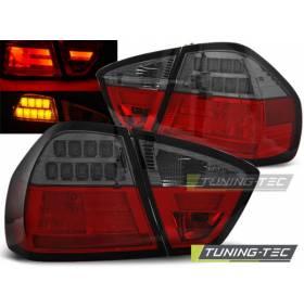 Диодные задние фонари BMW E90 2005 - 2008 (LDBM73)