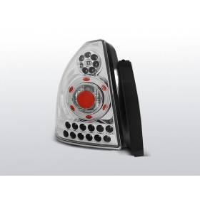 Диодная тюнинговая оптика Honda Civic 1995 - 2001 3D (LDHO10)