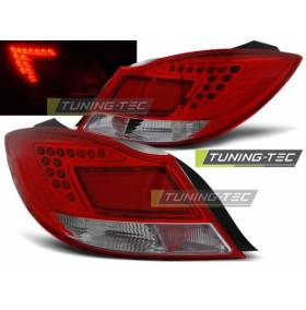 Диодные задние фонари Opel Insignia 4D/HB 2008 - (LDOP28)