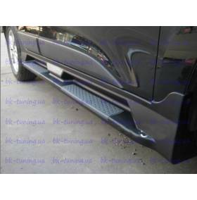 Пороги Hyundai Tucson New (HT-S91)