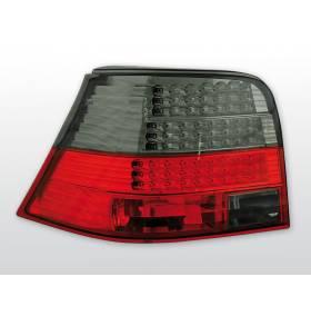 Диодная тюнинговая оптика Volkswagen Golf 4 1997 - 2003 (LDVW32)