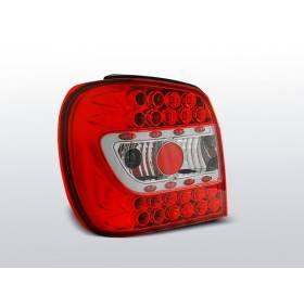 Задние светодиодные фонари Volkswagen Polo 1994 - 1999 (LDVW66)