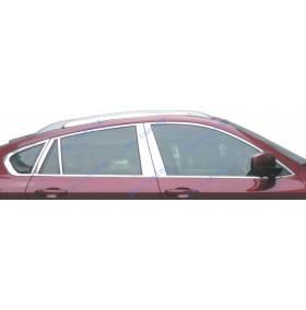Молдинги боковых стекол BMW X6 (X6-D21)