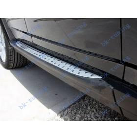 Пороги BMW X3 (X3-S01)