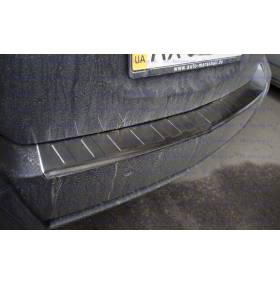Накладка на задний бампер Mercedes GLK (GLK-P21)