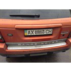 Накладка на бампер Range Rover Sport (RR-P21)