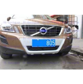 Накладки на бампер Volvo XC60 (XC6-B21-B22)