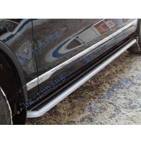 Пороги Audi Q7 (HM-Q7-S21)