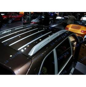 Рейлинги Porsche Cayenne 2003-2009 (PC-R81)