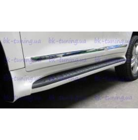 Пороги Toyota Land Cruiser 200 (TL-S21)