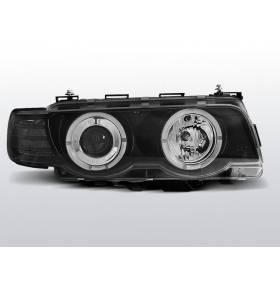 Передние фары BMW E38 1998 - 2001 (LPBM72)