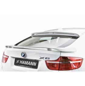 Козырек на заднее стекло BMW X6 E71 (HAMANN)