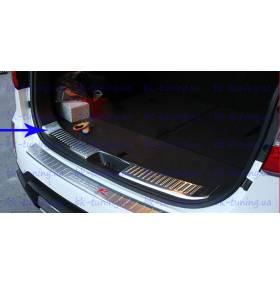 Накладка на багажник Kia Sorento 2013 (KSO-P31)