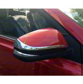 Хром на зеркала Toyota Rav-4 2013 (RV-C32)