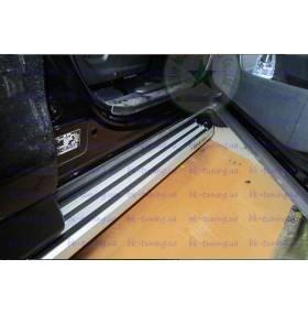 Пороги Subaru Forester 2013 (SF-S32)