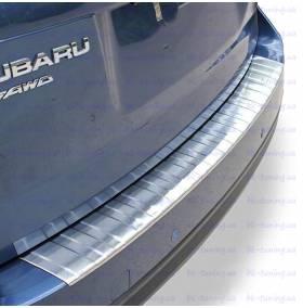 Накладка на бампер Subaru Forester 2013 (SF-P32)