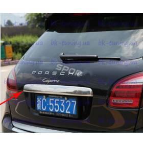 Декор на заднюю дверь Porsche Cayenne (PC-C13)