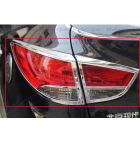 Накладки на задние фонари Hyundai IX-35 (HT-L92)