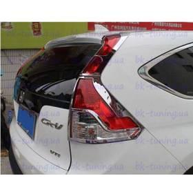 Накладки на фонари Honda CRV 2012 (CRV-L22)