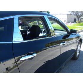Хром на окна Honda CRV 2012 (CRV-D21)