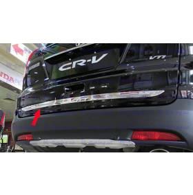 Молдинги на заднюю дверь Honda CRV 2012 (CRV-D26)