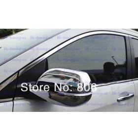 Накладки на зеркала Honda CRV 2012 (CRV-C22)