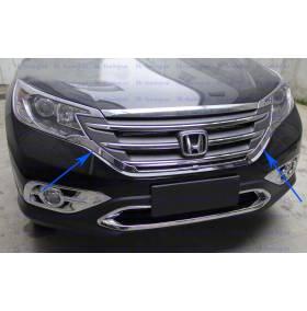 Хром декор Honda CRV 2012 (CRV-C24)