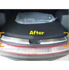 Накладка в багажник Mazda СХ5 (CX5-P23)