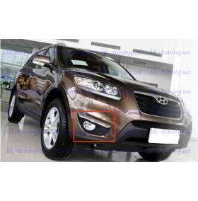 Штатные дневные ходовые огни для Hyundai Santa Fe 2010-2012