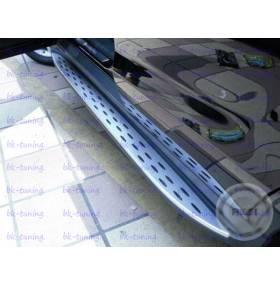 Пороги Mercedes GL X166 (GL-S31)
