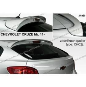 Спойлер Chevrolet Cruze HB