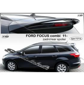 Спойлер Ford Focus Combi 2012