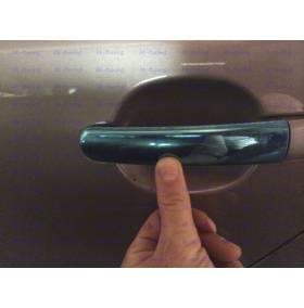 Хром пакет на дверные ручки Octavia A5 (SKO-D92)