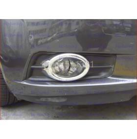 Хром на противотуманные фары Chevrolet Cruze (CCR-L13)