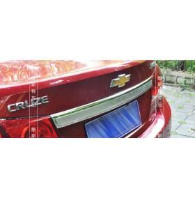 Задний молдинг Chevrolet Cruze (CCR-D15)