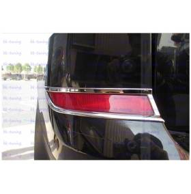 Накладки на задние туманки BMW X5 E70 (X5-L12)