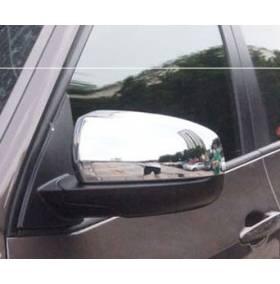 Накладки на зеркала BMW X5 (X5-C13)