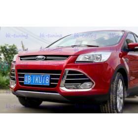 Хром на ДХО Ford Kuga (FK-L34)