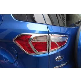 Накладки на задние фонари Ford Ecosport (FC-L32)