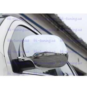 Накладки на зеркала Mitsubishi ASX (MA-C31)