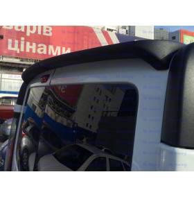 Спойлер Opel Vivaro распашенка