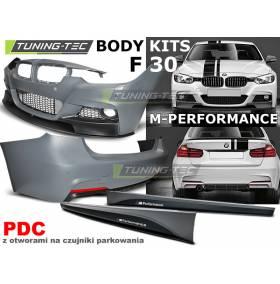 Тюнинг обвес M-Performance на BMW F30