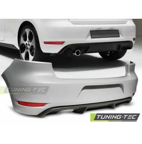 Задний бампер Golf 6 GTI под 1 выхлоп(ZTVW03)