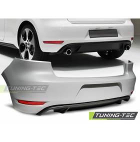 Задний бампер Golf 6 GTI под 2й выхлоп (ZTVW05)