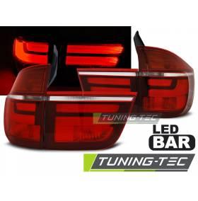 Задние фонари BMW X5 E70 2007 - 2010 (LDBME2)